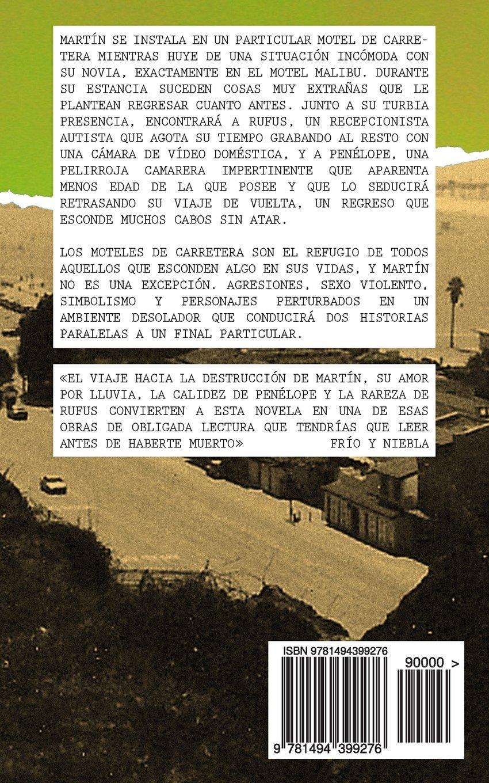 Amazon.com: Motel Malibu (Spanish Edition) (9781494399276): Pablo Poveda, Underbrain Books: Books