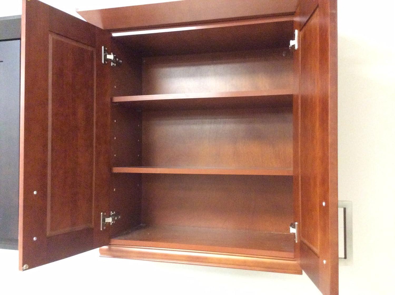 Amazon.com: All Wood 10x10 Kitchen Cabinets Maple Honey ...