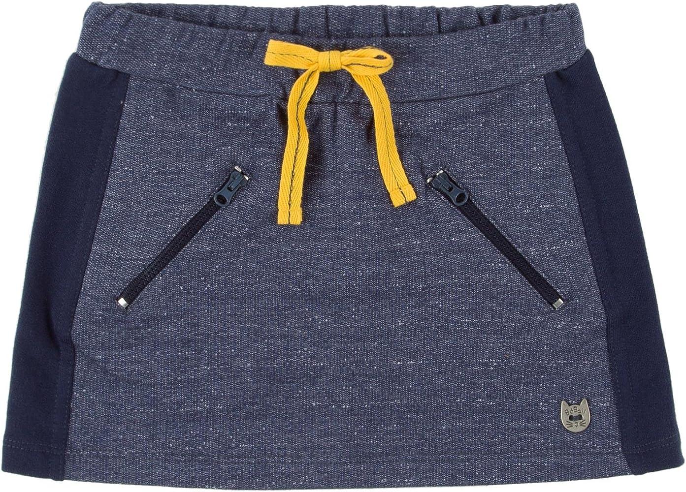 boboli Fleece Skirt FOR Girl Faldas Deportivas, Azul (Navy 2440 ...