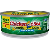 Chicken of the Sea, Chunk Light Tuna In Water, 5 Oz Cans (Pack Of 24)