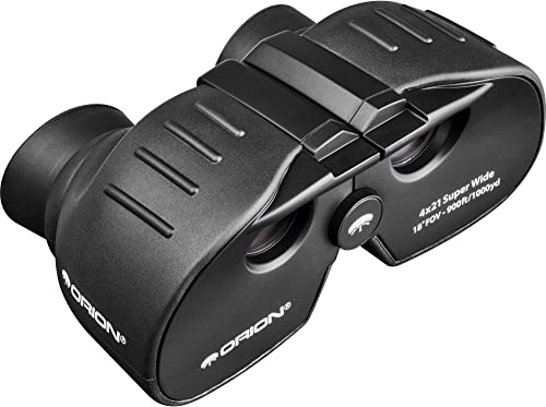 Orion Expanse 4×21 Super Wide Angle Binoculars, Black 09261