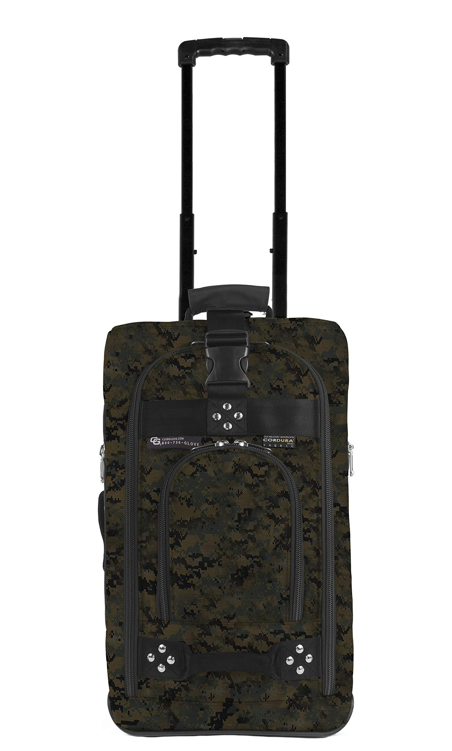 Club Glove Carry On Bag III Travel Luggage (Camouflage)