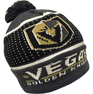 748551ab9fe Forever Collectibles NHL Unisex-Adult (Luggage only) Big Logo Knit Light Up  Beanie