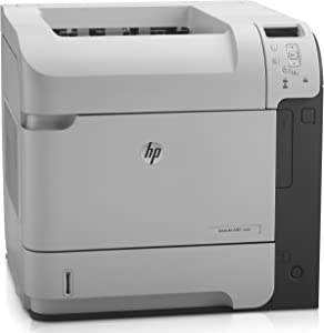 HP Laserjet Enterprise 600 Printer M601n - CE989A (Renewed)