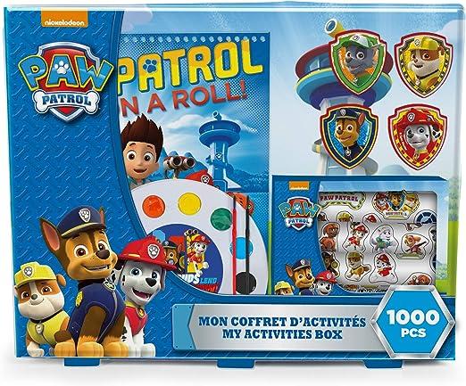 PAW PATROL CPAW149 - Estuche Creativo, Color Azul: Amazon.es: Juguetes y juegos