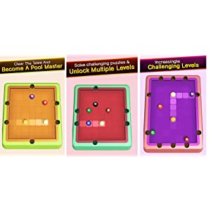 Flicking Pool Ball Star - Pool Puzzle Master: Amazon.es: Appstore para Android