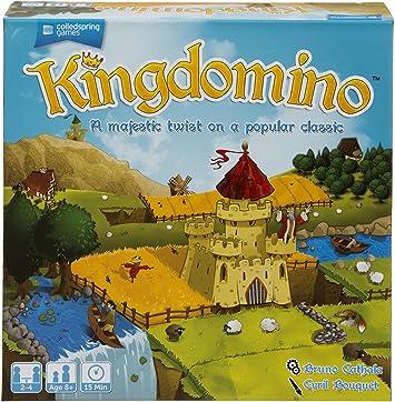 Juego de mesa Kingdomino de Coiledspring Games. , color/modelo surtido: Amazon.es: Juguetes y juegos