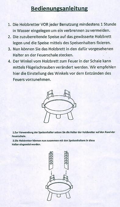 Befestigungsmaterial Holz Fisch-Filethalter Flammlachs Bretter Set 2teilig inkl