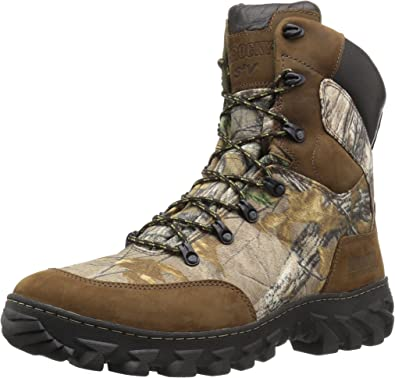 ALL WIDE SIZES ROCKY S2V JUNGLE HUNTER BOOTS WATERPROOF 800G INSULATED REALTREE