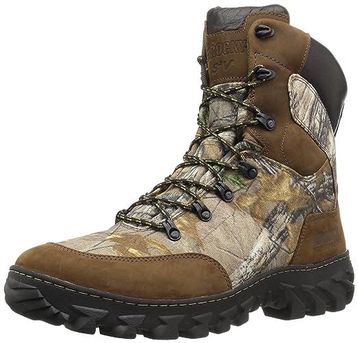 Men's Rks0272 Mid Calf Boot