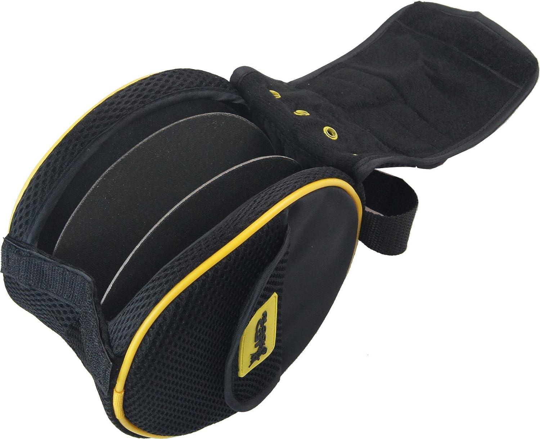 Blackcat Black Cat Leader Dispenser Tasche 11 cm schwarz//gelb 11cm