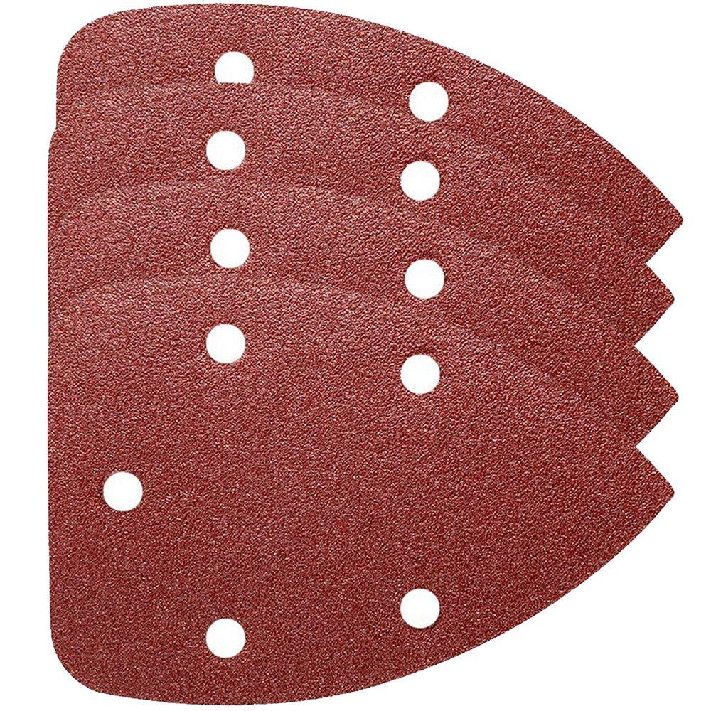 Klett und Schleife Maus Detail Handschleifer Papier Schleifbl/ätter K/örnung Schleifpapier Sortiment