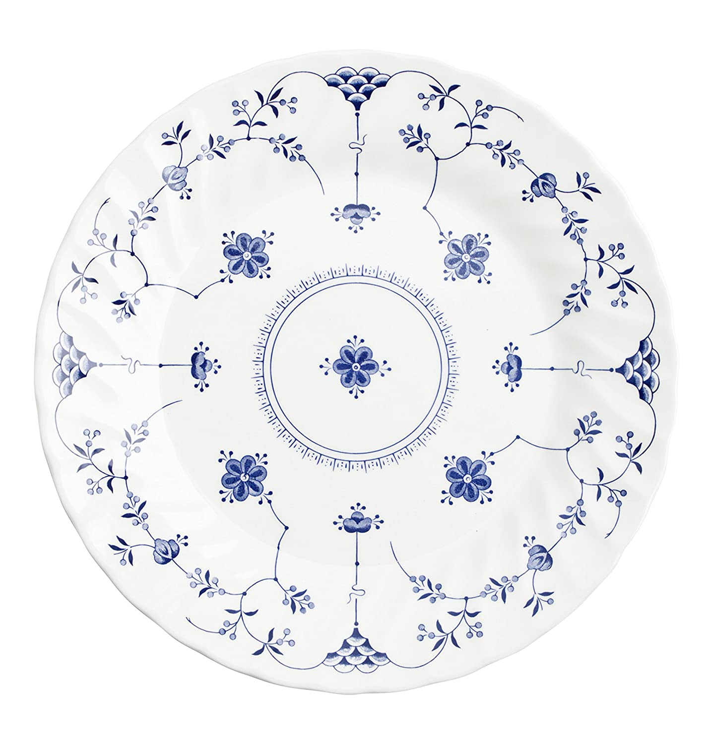 Churchill 4969110 – Crockery Set 18 Pieces Finland Churchil, White, 26.3 x 20.2 x 26.5 cm ARCXV