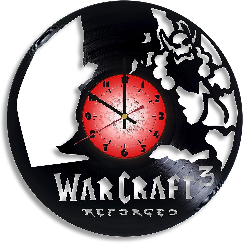 Amazon Com Warcraft Iii Reforged Computer Game Logo Handmade