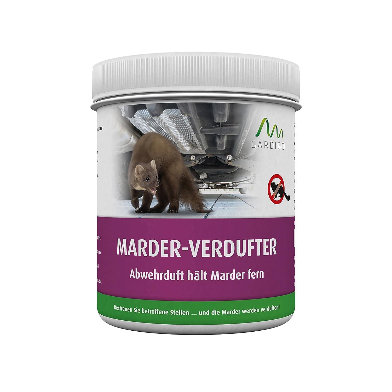 Marder-Stopp Marderschreck Marderabwehr Gardigo Marder-Verdufter 300 g Granulat