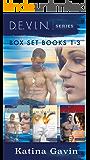 The D.E.V.I.N. Series: Books 1 - 3 Military Romance Romantic Suspense: (The D.E.V.I.N. Series Boxset)