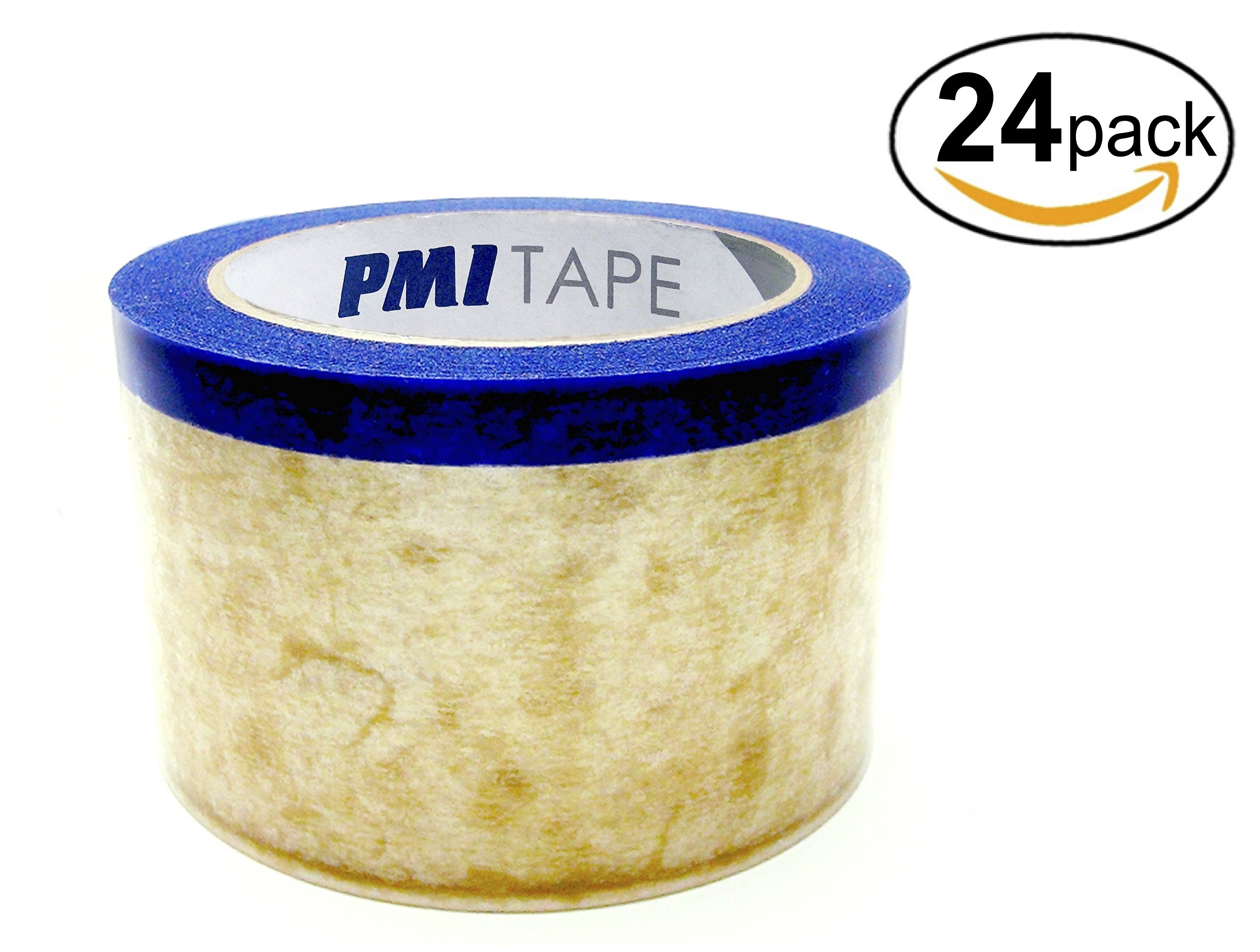 PMI Quick Rip Tape (3''x60YD) 24 Pack