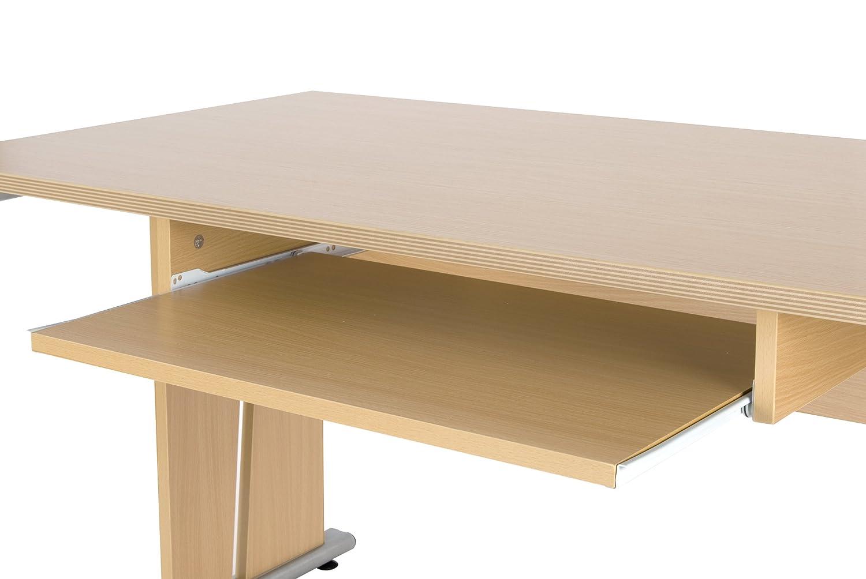Eliza Tinsley ES1750/OK Keyboard Shelf - Oak