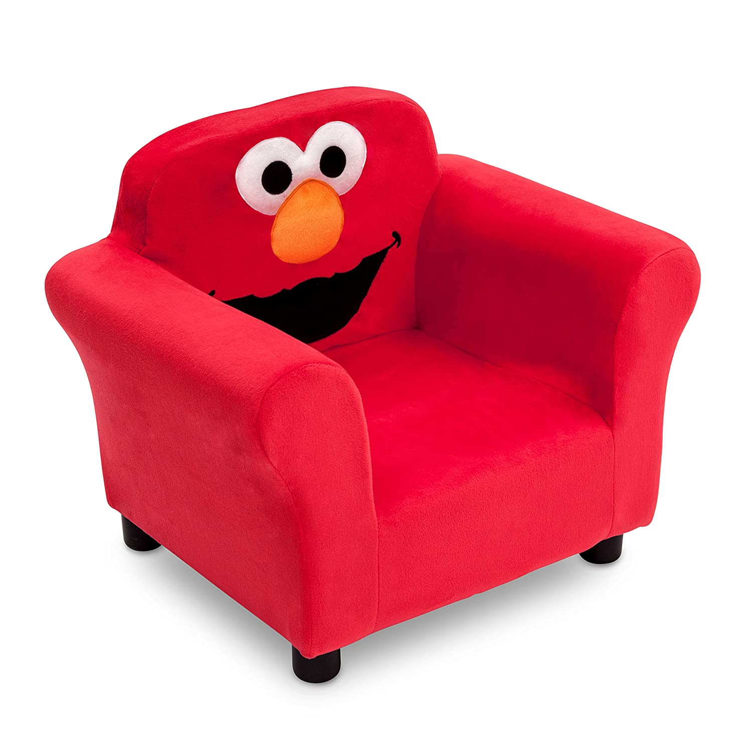 Amazon Sesame Street Elmo Upholstered Chair Baby