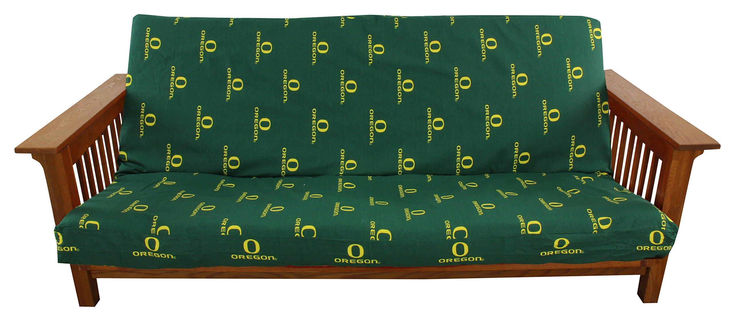 College Covers Oregon Ducks Futon Lounge Cover, Full