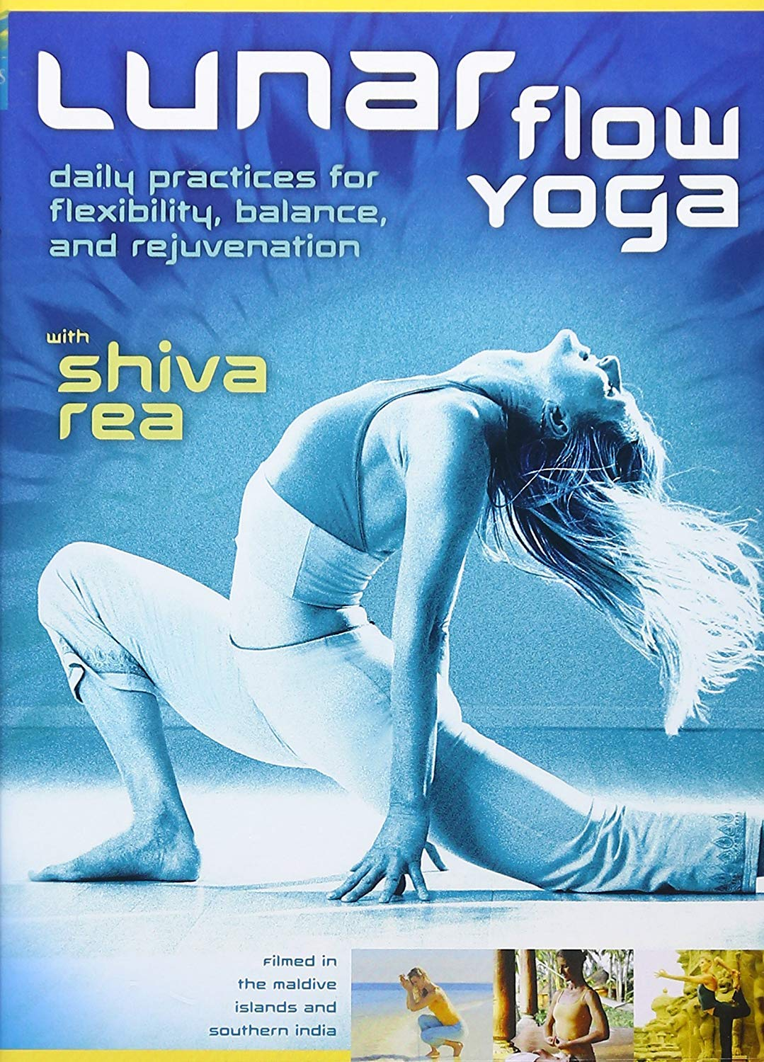 Amazon.com: Lunar Flow Yoga [DVD] [2005] [NTSC] by Shiva Rea ...