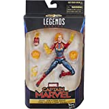 Captain Marvel Legends Figure