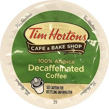 Tim Hortons Medium Roast Decaf K-Cups