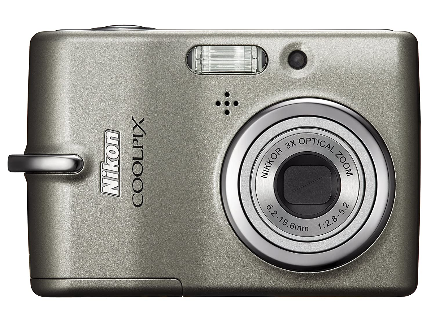 Amazon Nikon Coolpix L11 6MP Digital Camera With 3x Optical Zoom OLD MODEL Point And Shoot Cameras Photo