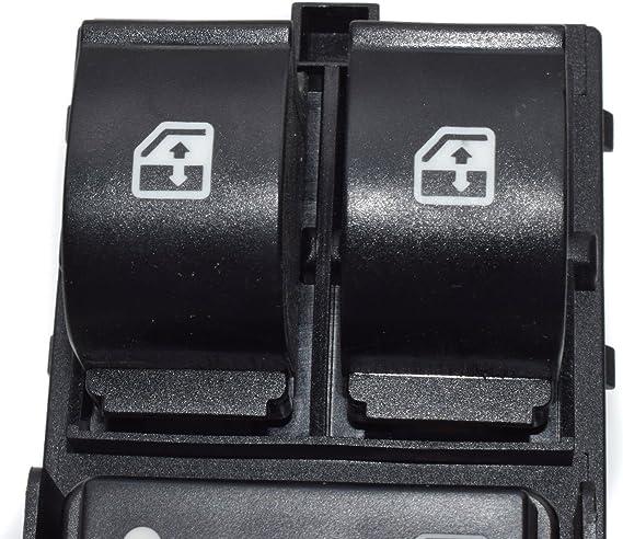 Nueva el/éctrico ventana interruptor 6490 X 9 para rel/é de Jumper Boxer Ducato