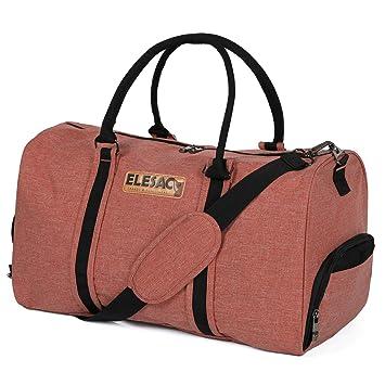 Amazon.com: EleSac - Bolsa de lona para hombre y mujer con ...