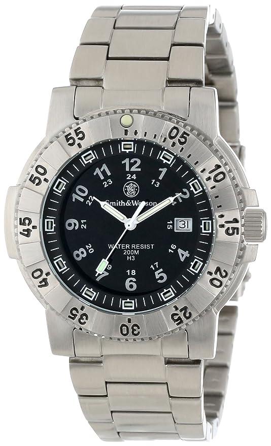 Tritium Stainless Steel Watch