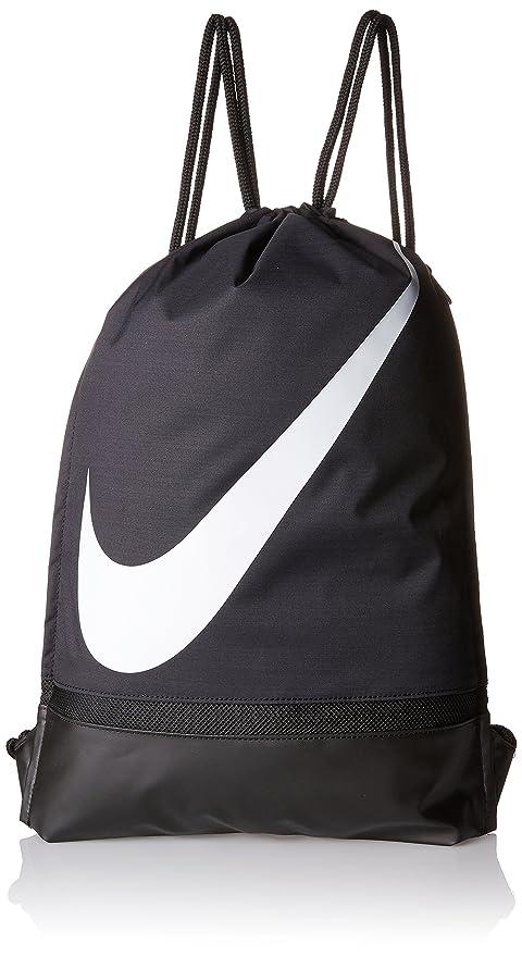 c241b2aceafda Nike Unisex – Erwachsene NK Academy GMSK Turnbeutel Black White