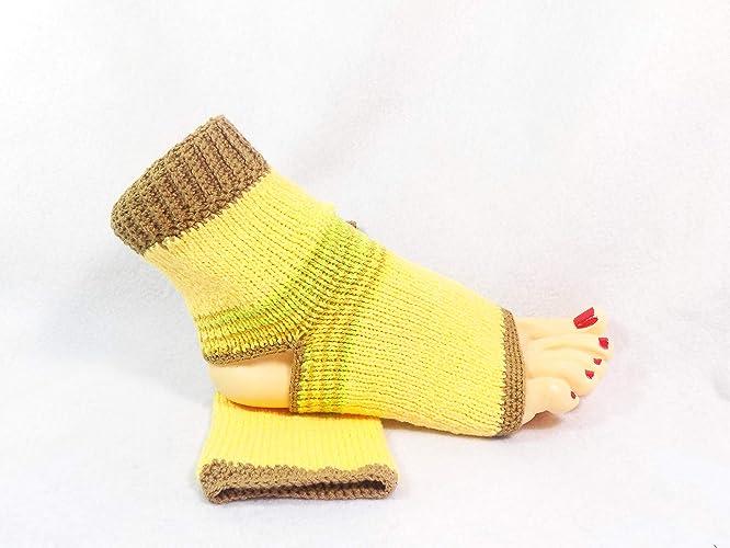 57ac64475ab7 Amazon.com  Handmade Flip Flop Sock