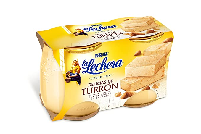 La Lechera, Postre lácteo - 2 de 125 ml. (Total 250 ml.
