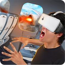 Virtual Reality Airplane Crash VR