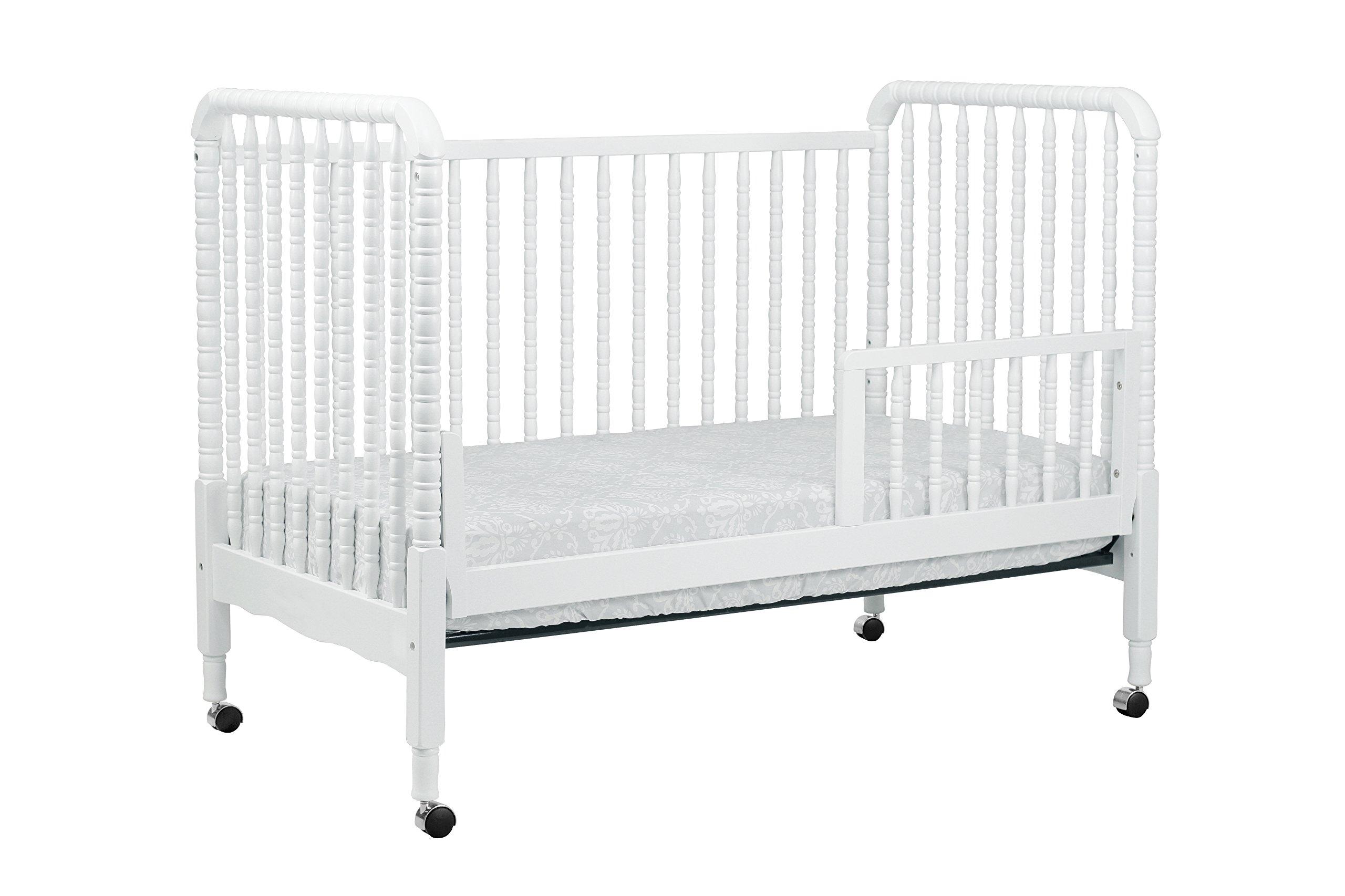 DaVinci Jenny Lind Stationary Crib, White by DaVinci (Image #10)