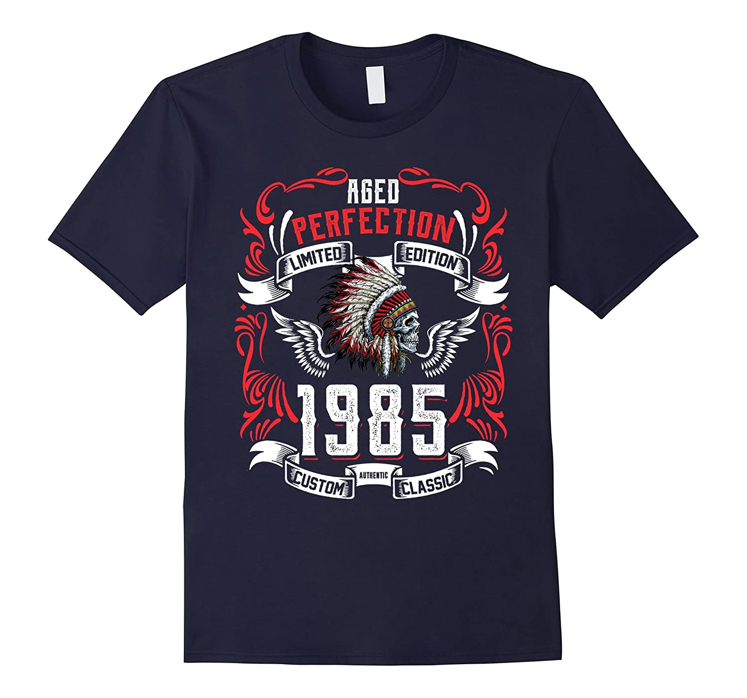 32th Birthday Limited Edition 1985 Tee Shirt-BN