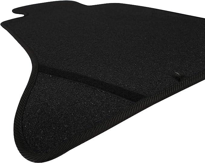 Tapis de sol en caoutchouc BMW conduite /à gauche arri/ère pour BMW X5/F15//X5/M F85