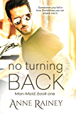 No Turning Back (Man-maid Book 1)