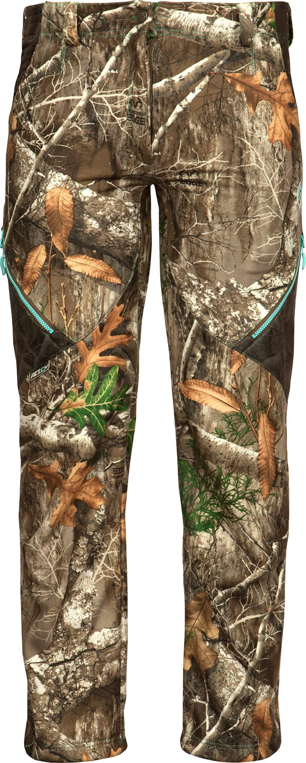 ScentLok Women's Full Season TAKTIX Hunting Pants, Realtree Edge, M by ScentLok