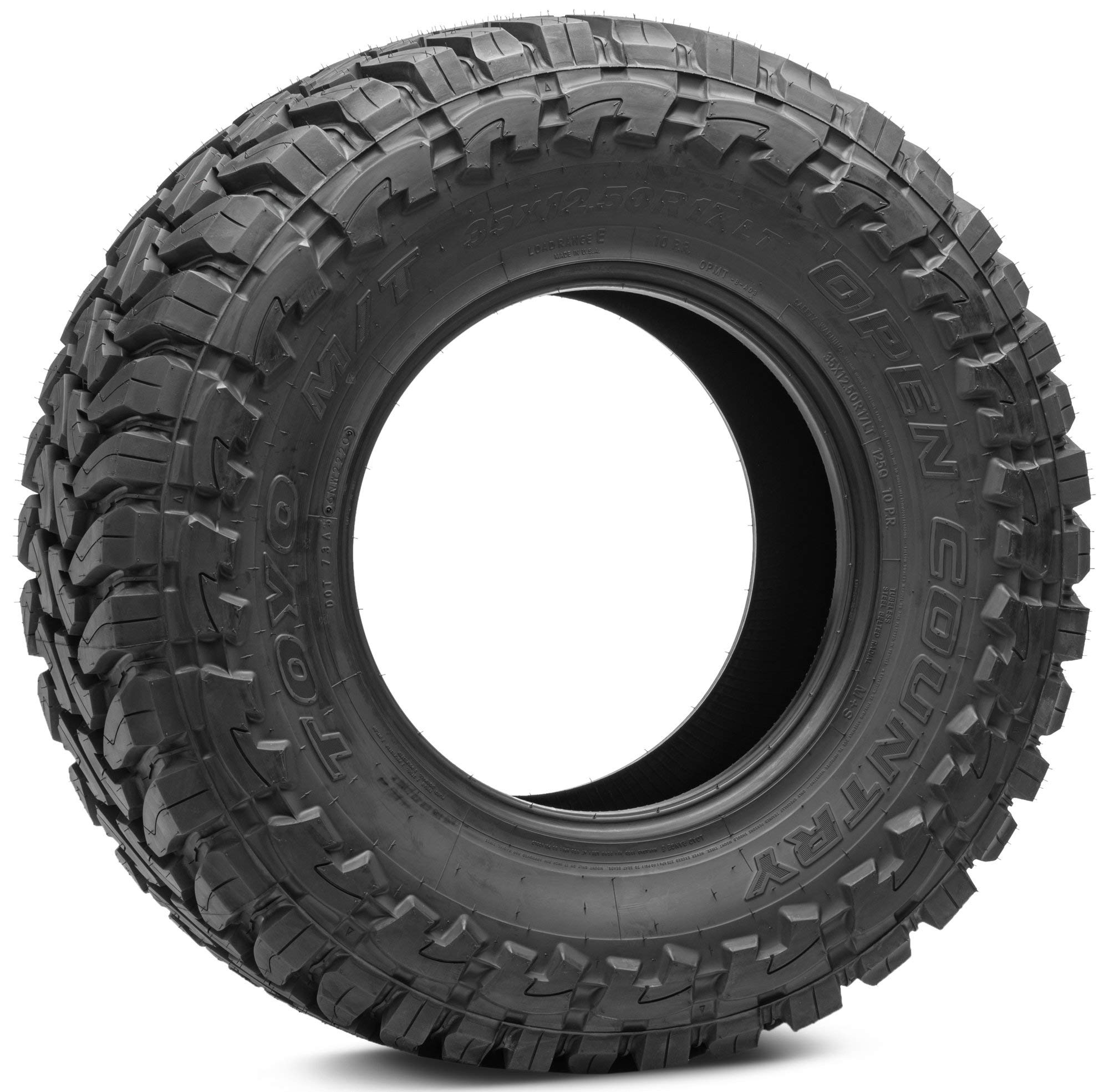 Toyo Open Country M/T Performance Radial Tire-295/55R20 123P