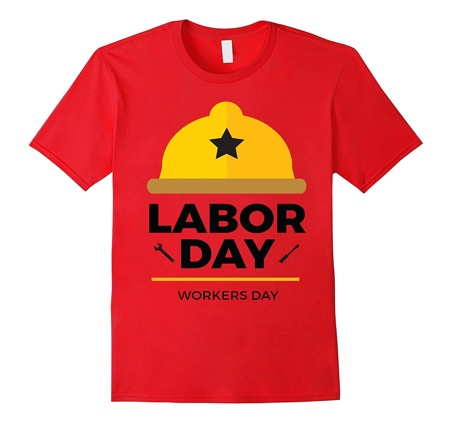 Labor Day T-Shirt Gift For Workers Day-BN