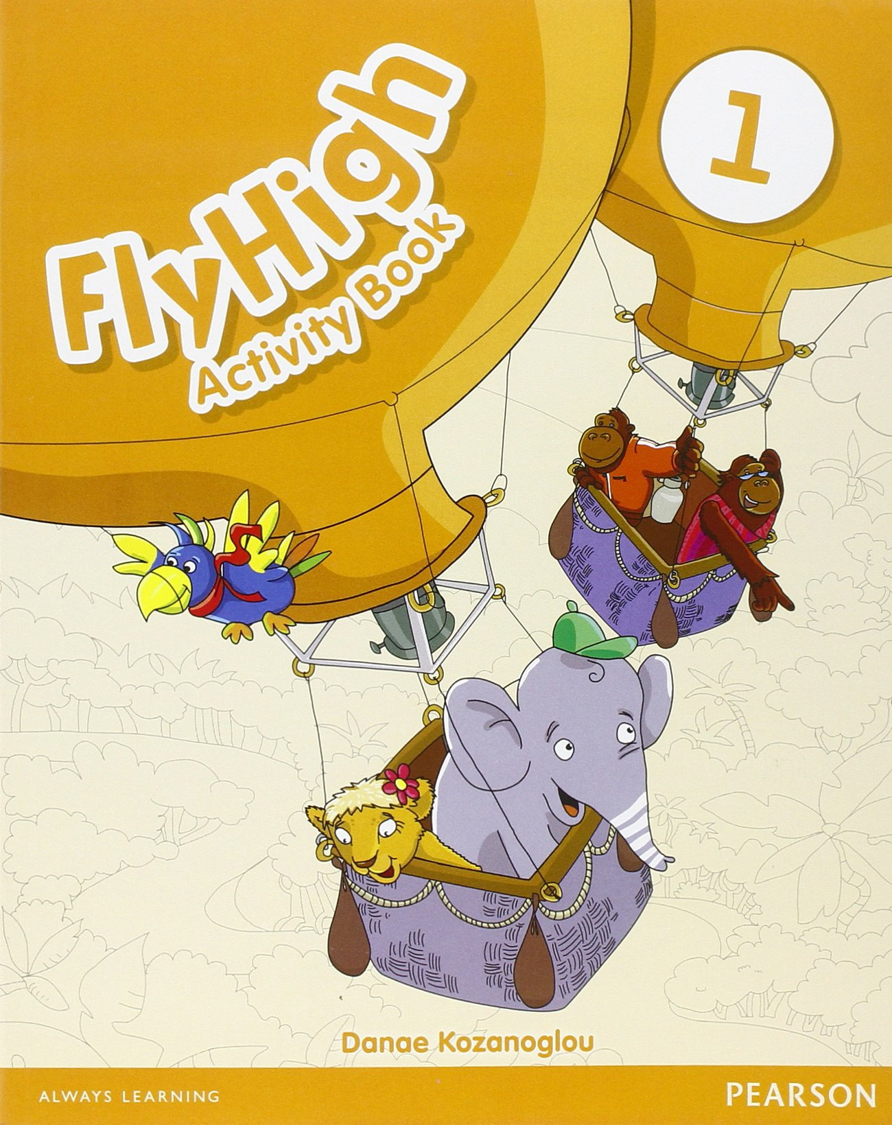 Fly High Level 1 Activity Book: Fly High Level 1 Activity