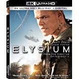 Elysium [UHD/Blu-ray/Digital Combo Pack]
