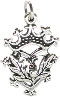 style celtique en argent 925/1000–SSLP2982 Celt Celts charms