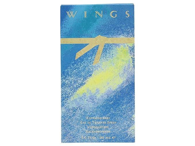 Giorgio Beverly Hills Wings For Women Agua de Colonia Spray - 90 ml: Amazon.es: Belleza