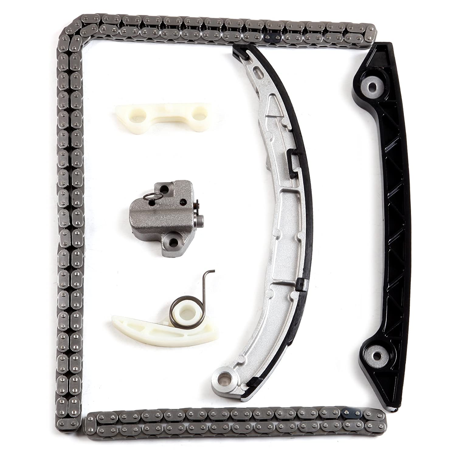 ECCPP Timing Chain Kit for Ford Ranger Mazda B2300 2.3L 4Cyl DOHC 16v