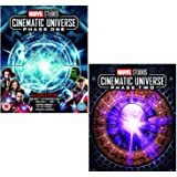 Marvel Cinematic Universe - Complete Phase One and Two - Marvel 12 Movies Bundling Blu-ray