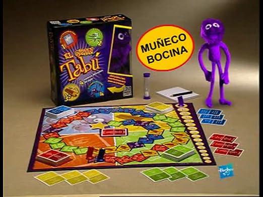 Hasbro Juegos de Adultos Gran Tabu 04199105: Amazon.es: Juguetes y juegos