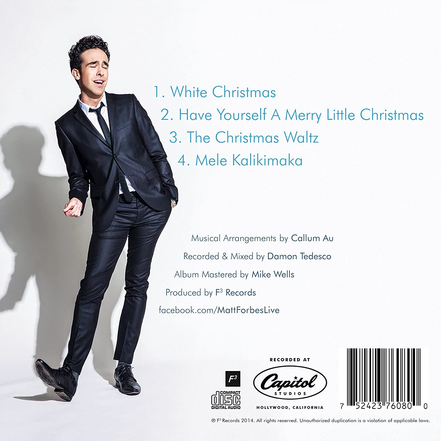 Matt Forbes - The Twelve Minutes Of Christmas - Amazon.com Music
